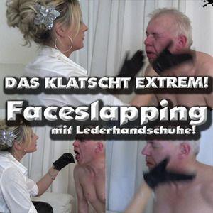 Mistress brutally slaps her boyfriend